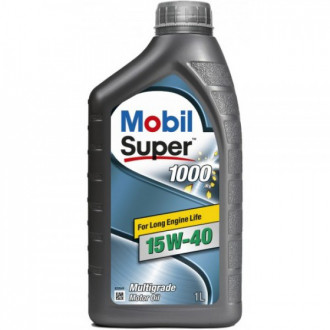 Масло Mobil Super 15W-40