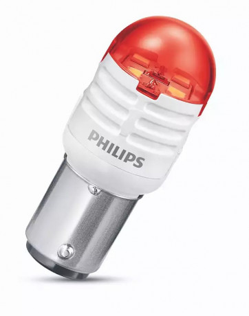 Автолампы Philips Ultinon Pro3000 LED P21/5W LED 12V 0.8/1.75W BAY15D (11499U30RB2) 2шт