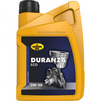 Синтетическое моторное масло Kroon-Oil Duranza ECO 5W-20 (Ford)