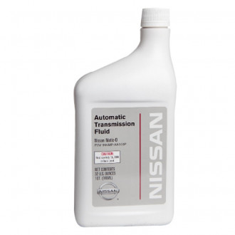 Масло для АКП Nissan AT-Matic D Fluid