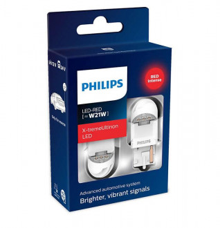 Philips X-tremeUltinon 2-го поколения W21W для стоп сигналов 11065XURX2